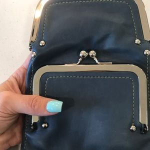 Nordstrom Bags - Leather hand purse